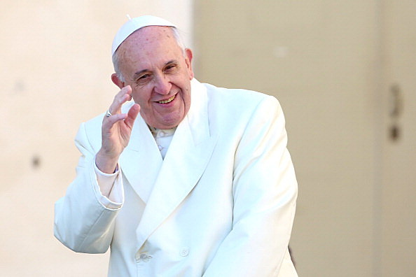Pope Francis is Time Magazine's Person of the Year