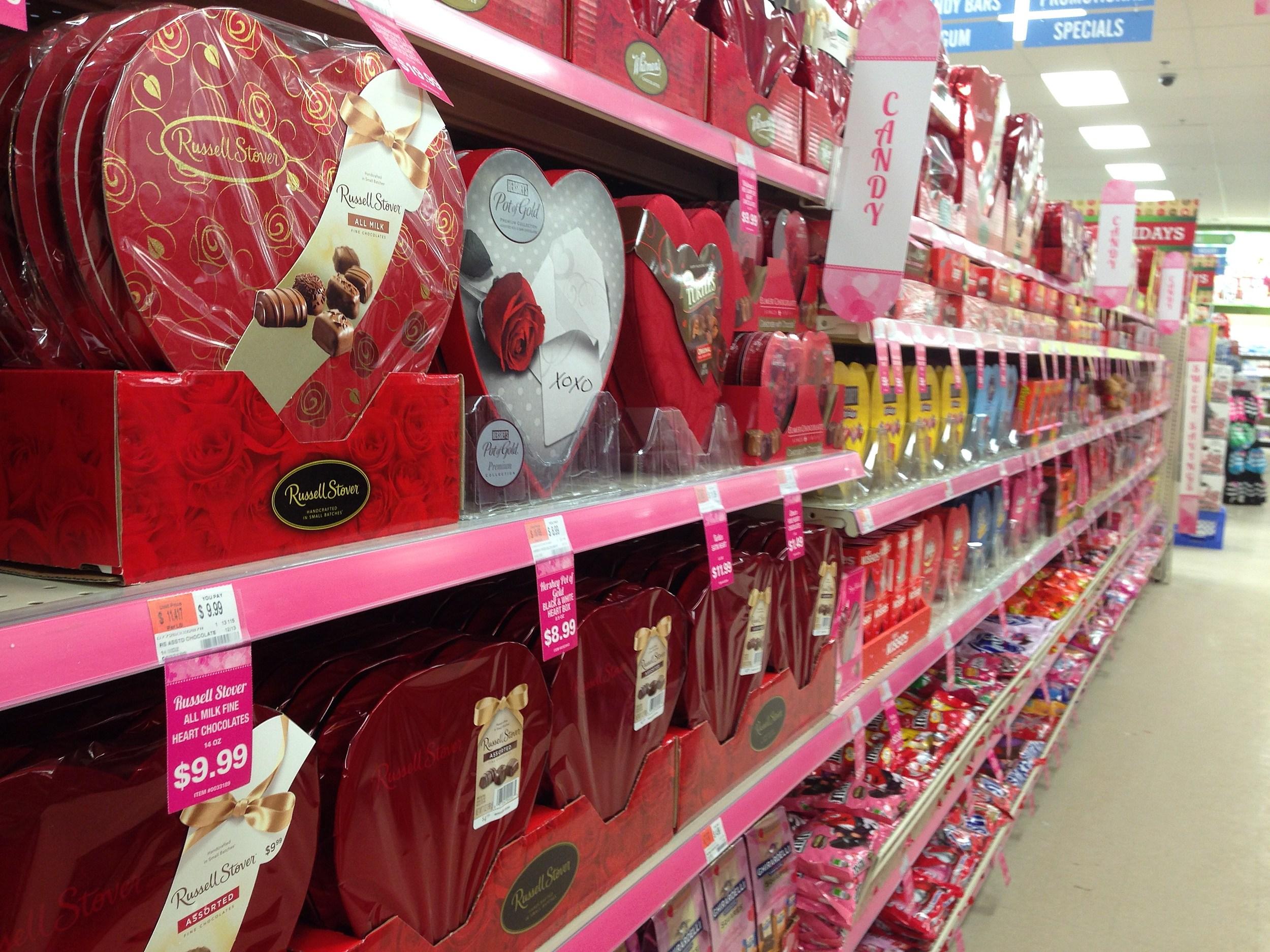 Valentine's isle in december