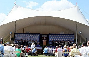2011 Baseball Hall of Fame Induction Ceremony