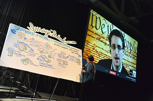 Ed Snowden NSA