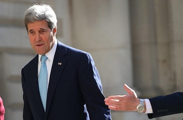 SOS John Kerry