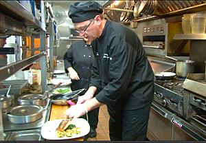 Chef Brian Benoit, Delta Lake Inn (June 2014)