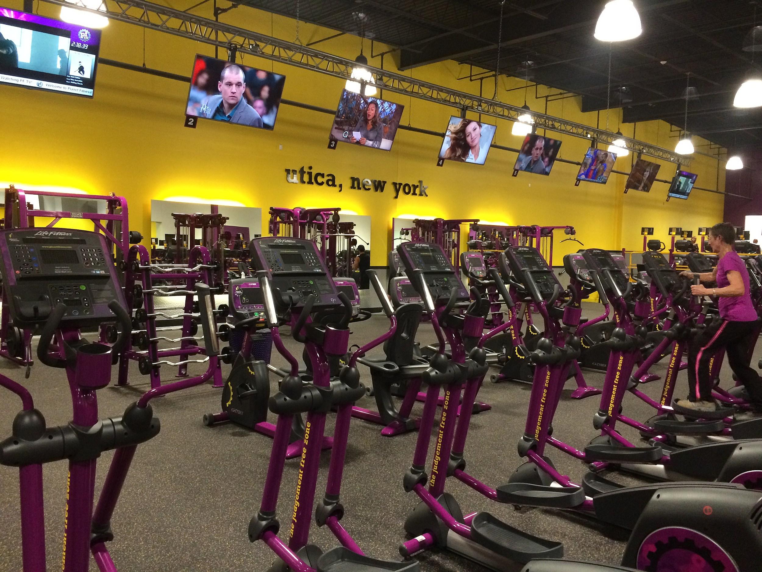 Planet fitness syracuse ny