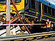 Commuter Train Derails After Hitting A Pole In Wellington
