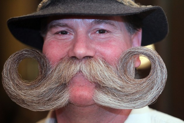 Quirky things to do in Dallas this weekend: Beard and mustache ...