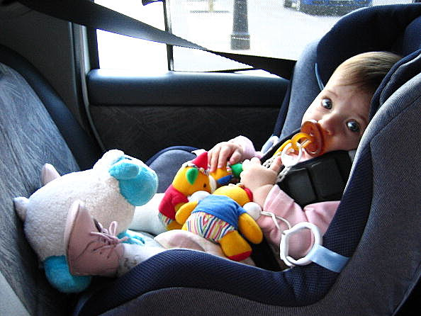 How to get a free car seat for an infant