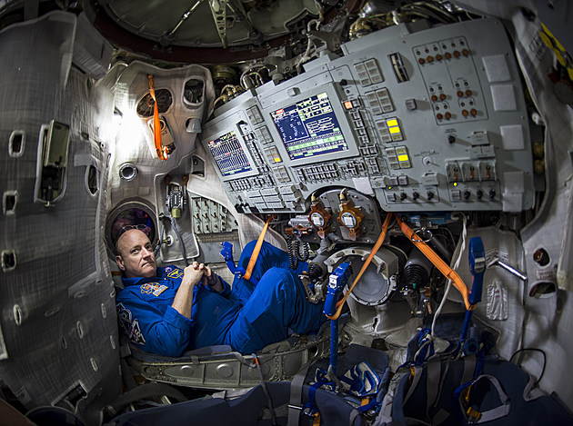 Astronauts Prepare For Spaceflight In Russia