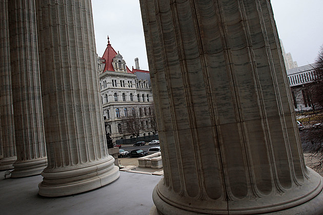 Albany Prepares for Swearing In of New Governor