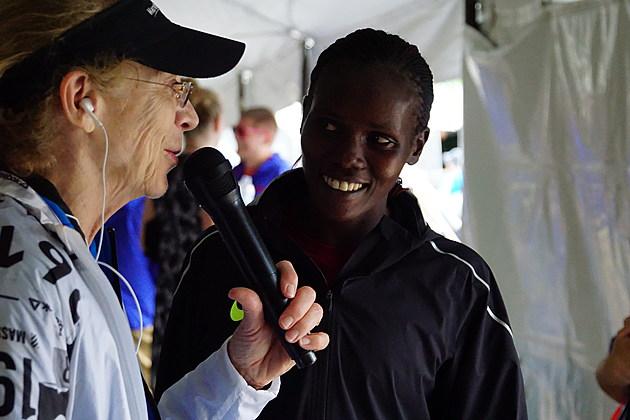 Cynthia Limo of Kenya Boilermaker 2016