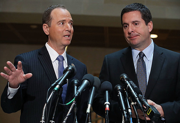 House Intelligence Committee Chairman Devin Nunes And Rep. Schiff Discuss Committee's Investigation Into Russia