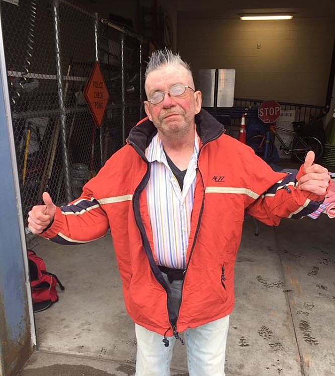 Police in Rome, New York step up to give homeless man makeover