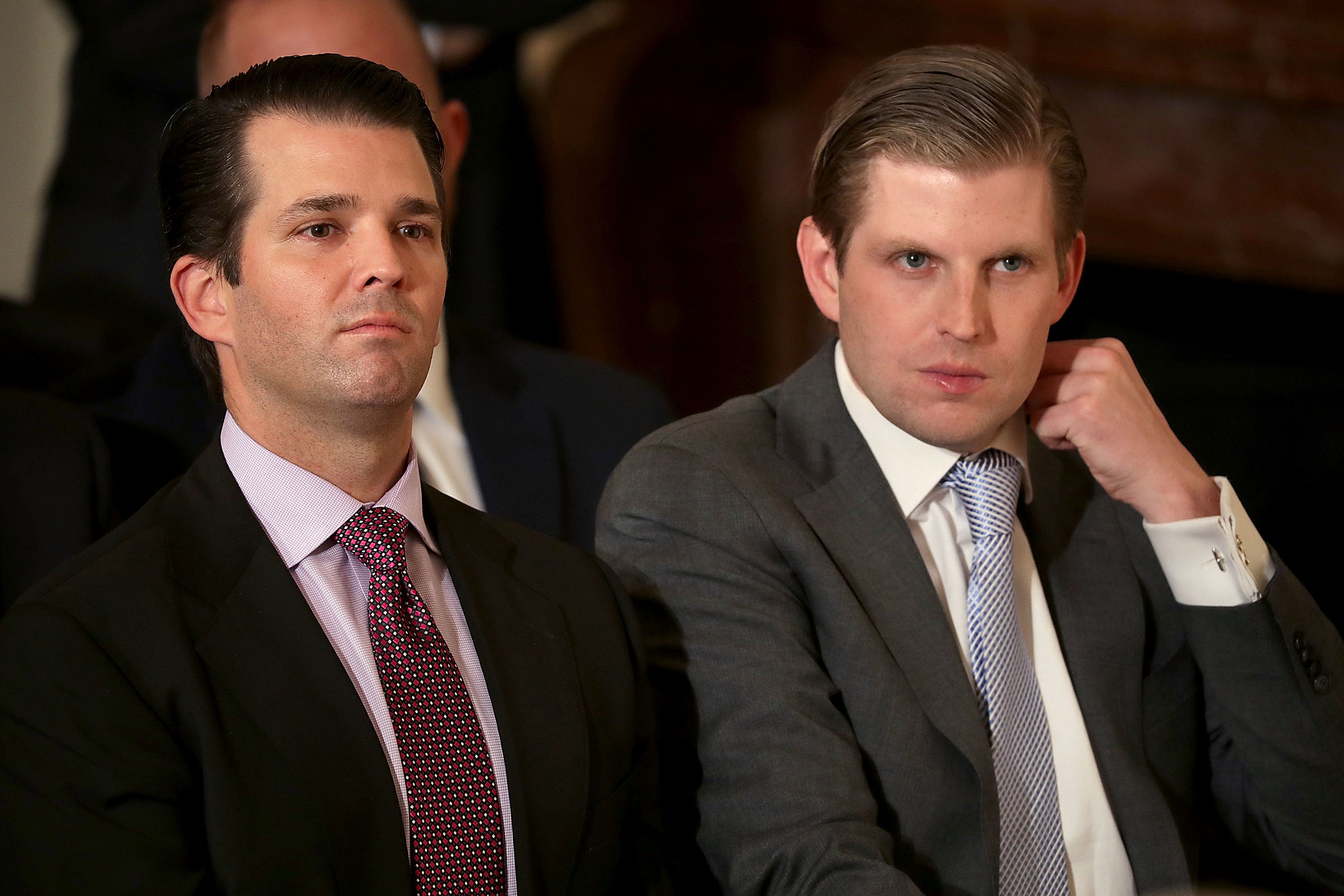 Trump Jr. meeting had 8th attendee, Russians' employee