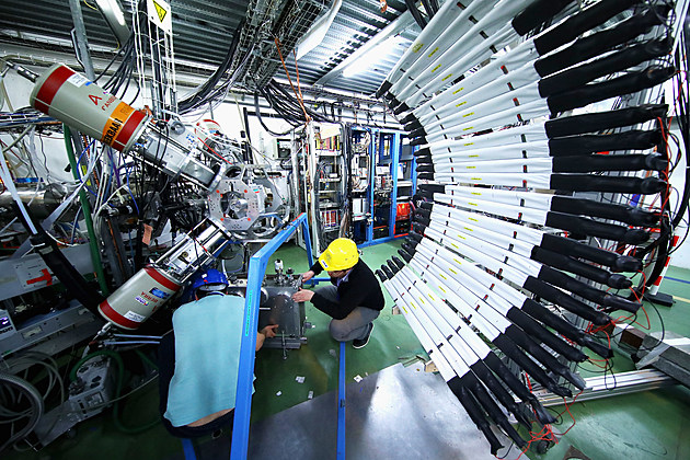 Behind The Scenes At CERN The World's Largest Particle Physics Laboratory