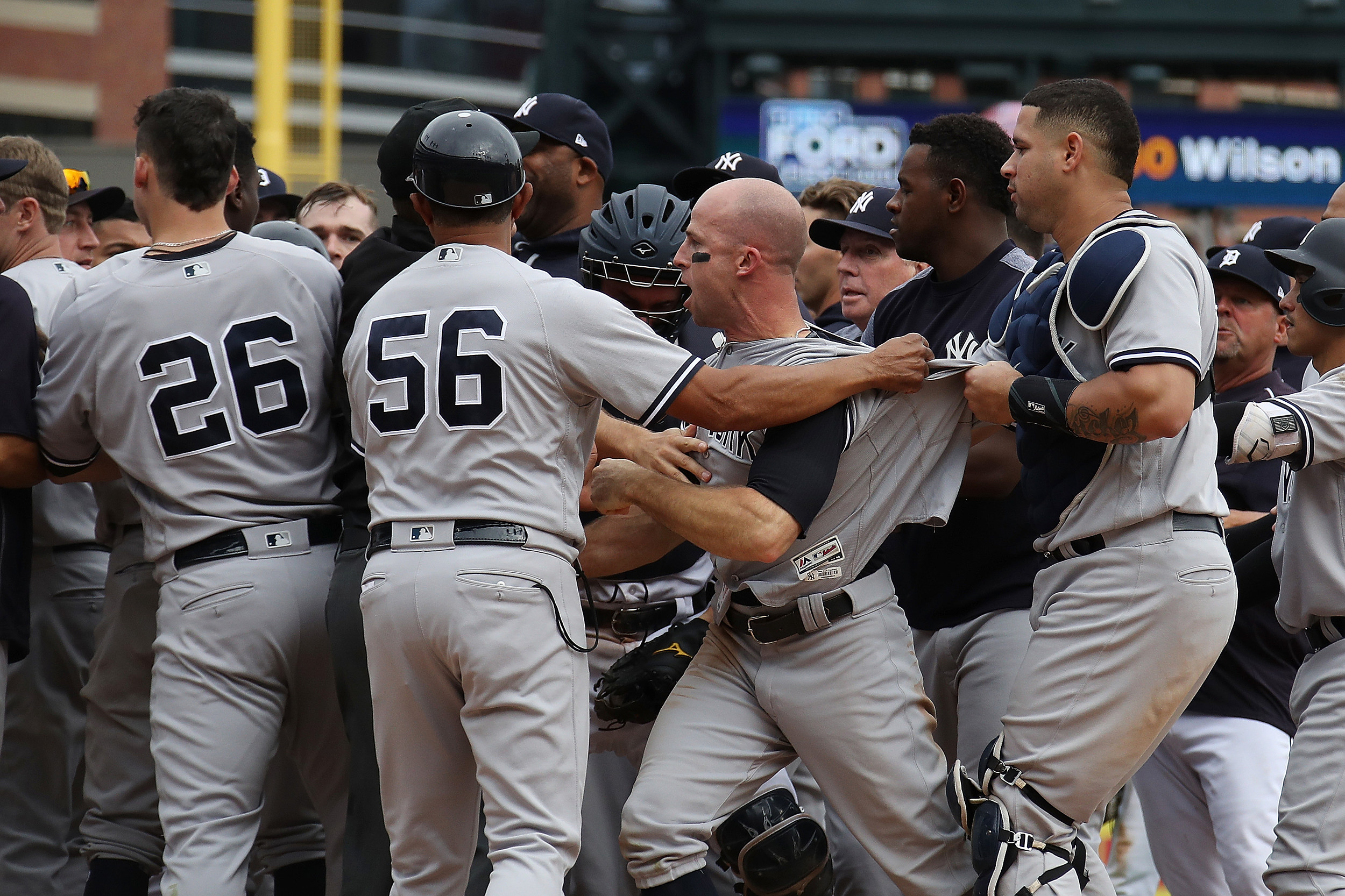 After Miggy Brawl, Verlander and Martinez Argue Heatedly, but Why?