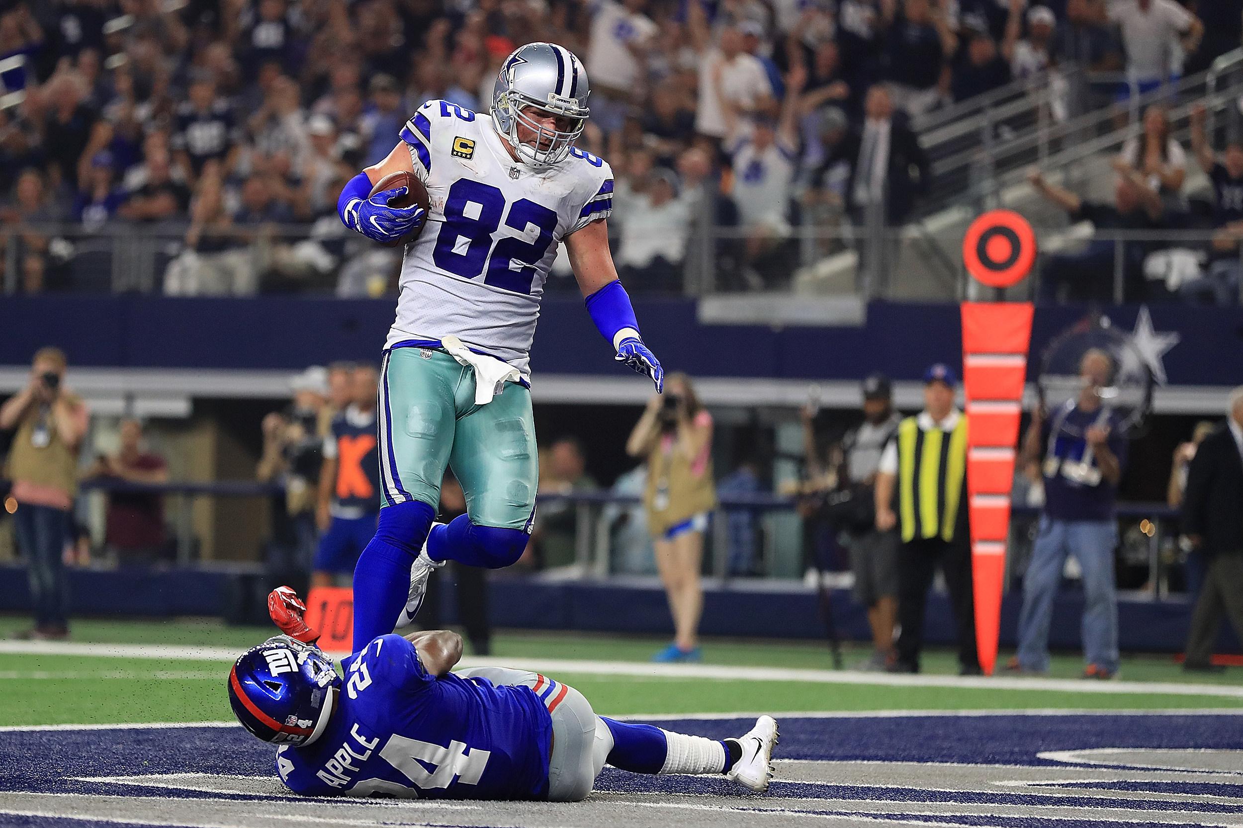 New York Giants at Dallas Cowboys: Week 1 Game Breakers