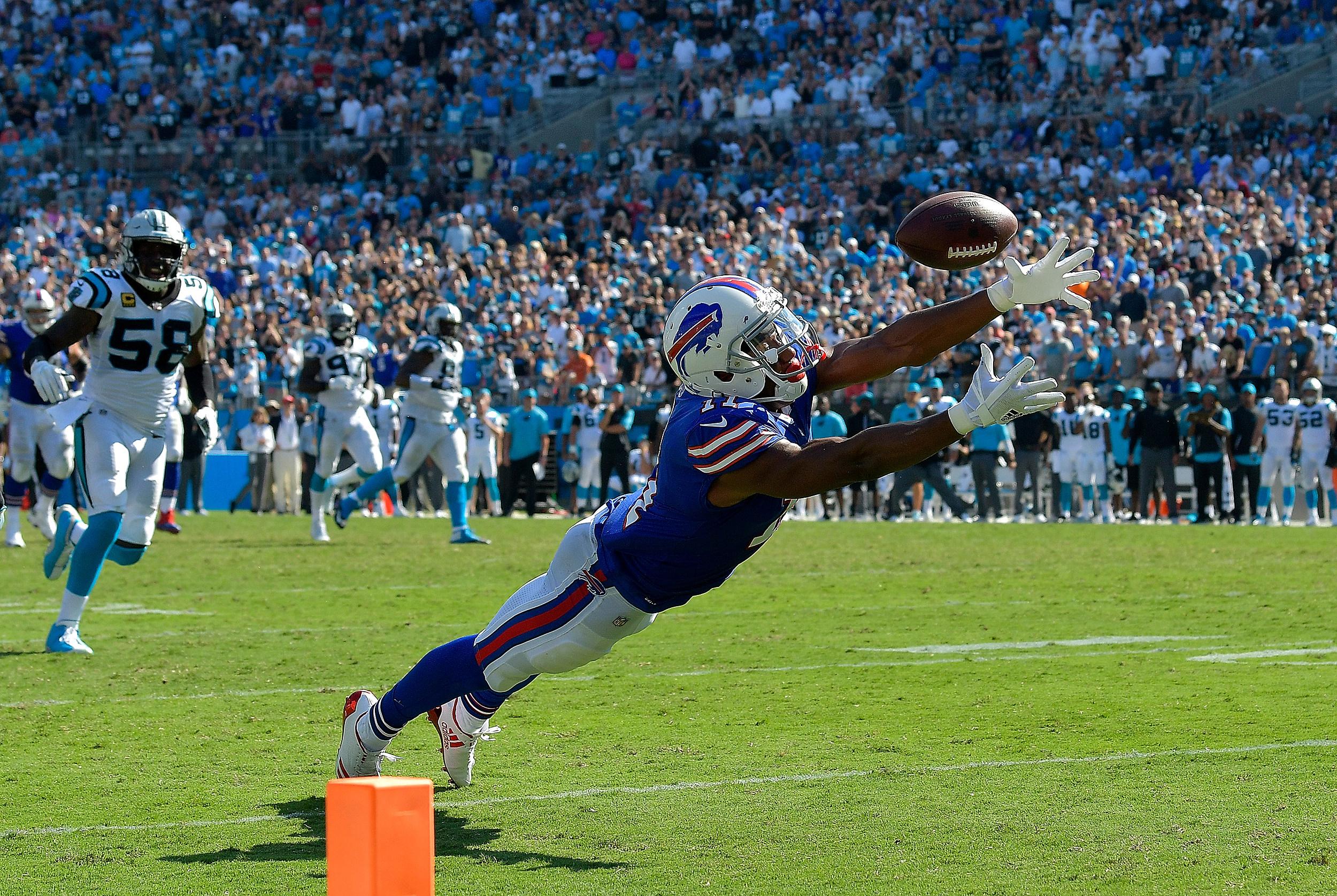 Buffalo Bills versus Carolina Panthers: Game preview