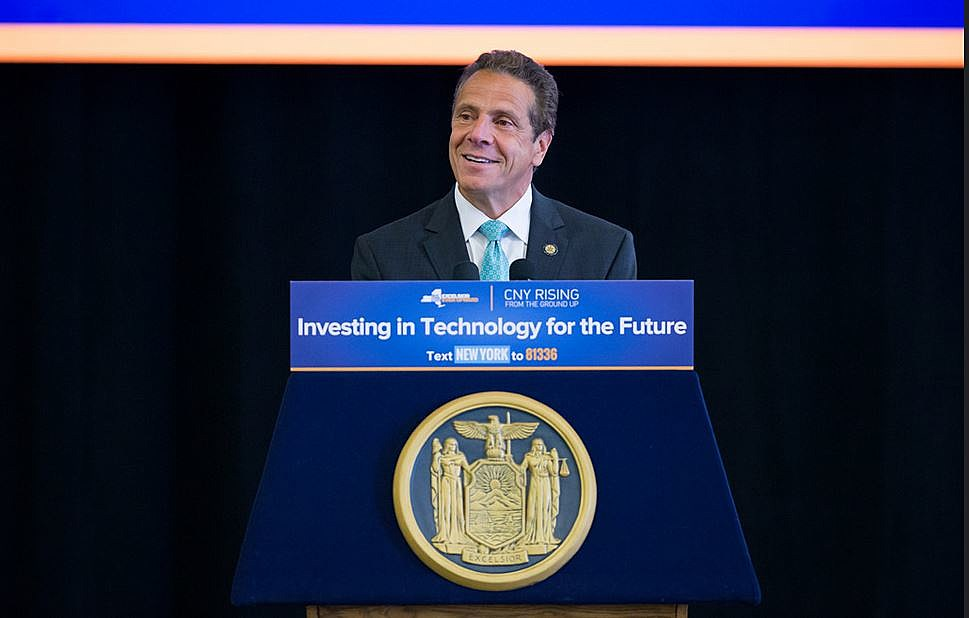 photo courtesy of Governor Cuomo's Office