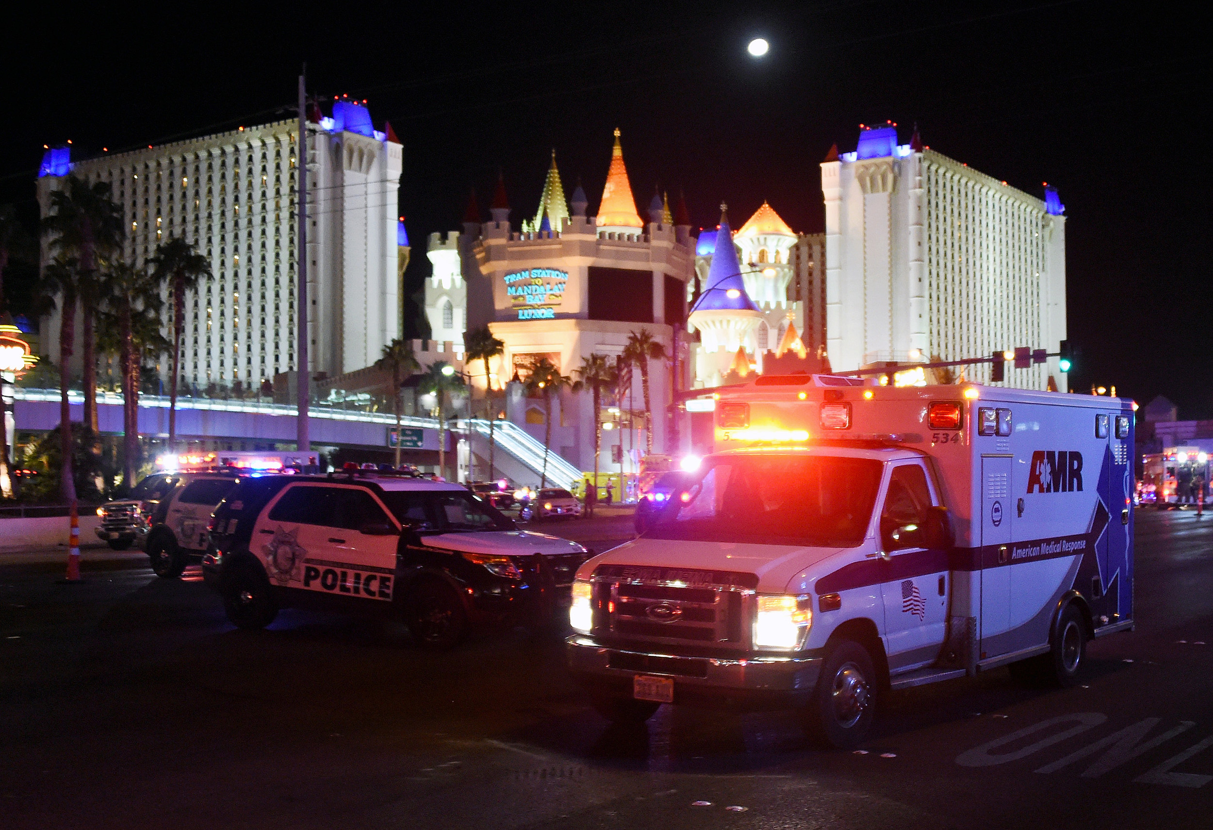 GoFundMe started to help victims of Las Vegas massacre