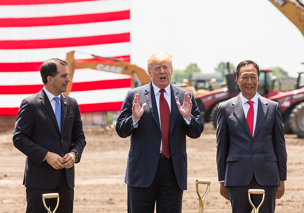 Fact check: Taxpayers have already spent money on Foxconn's Wisconsin campus